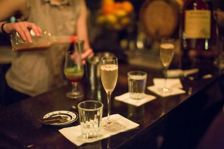 Bramble Bar & Lounge, Edinburgh
