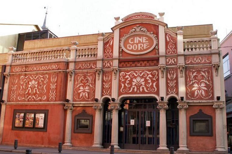 Madrid's Cine Doré