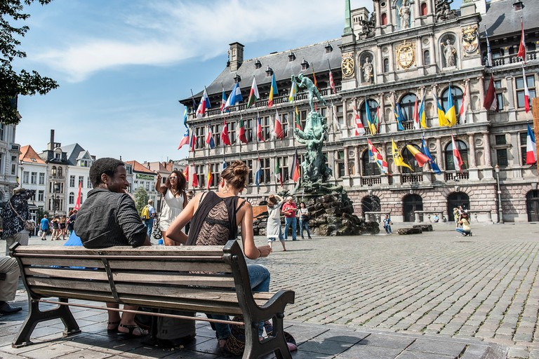 Grote Markt | © Sigridspinnox.com / courtesy of Visit Antwerp