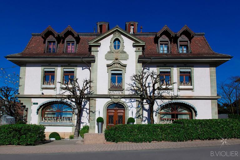 Restaurant de l'Hôtel de Ville, Crissier