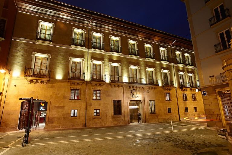 Hotel Palacio Guendulain, Pamplona
