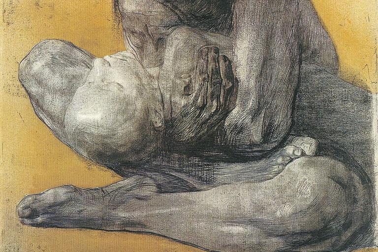 Woman with a Dead Child | Käthe Kollwitz / Wikimedia Commons