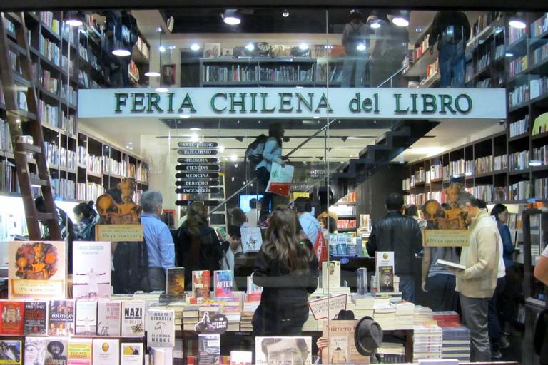 Librería Feria Chilena del Libro