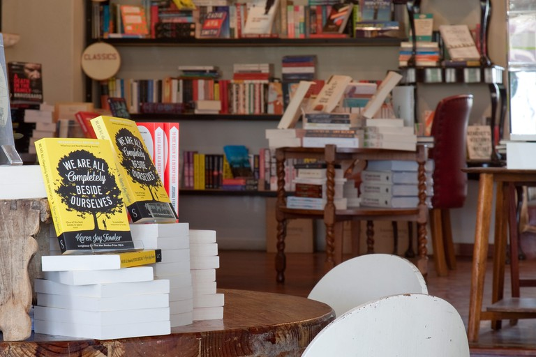 Love Books is situated in the trendy Bamboo Centre in Melville