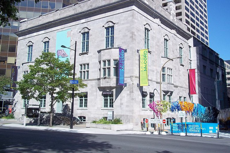 The McCord Museum