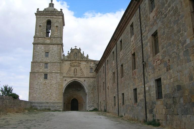 Monasterio de Santa María de Irache, Navarra   ©José Antonio Gil Martínez / Wikimedia Commons