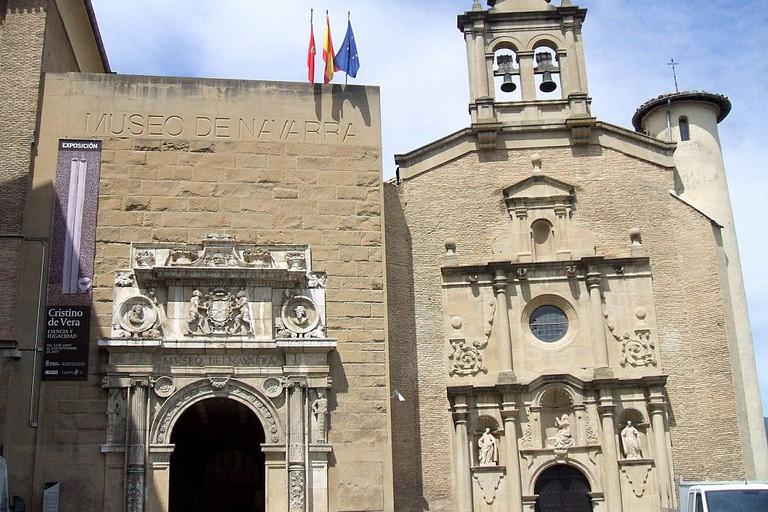 Museo de Navarra, Pamplona