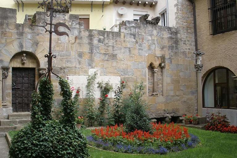 Cámara de Comptos de Navarra, Pamplona