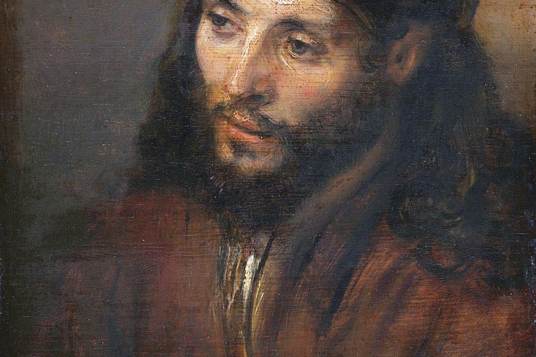 Head of Christ | Rembrandt / Wikimedia Commons