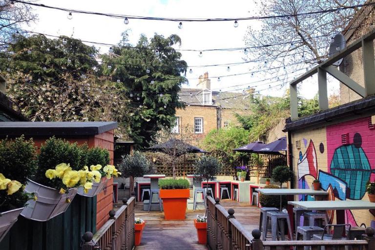 The Blackbird Beer Garden