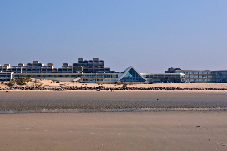 View of Thalassa Le Touquet from the beach