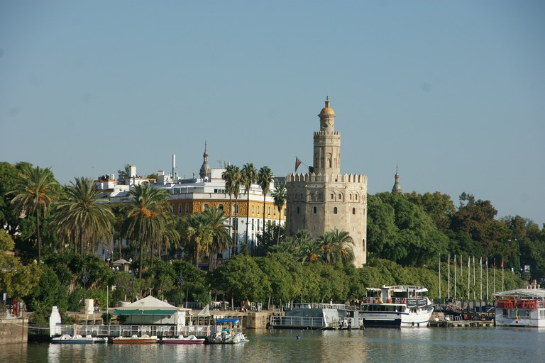 Torre do Oro, Seville; Guenther49, pixabay