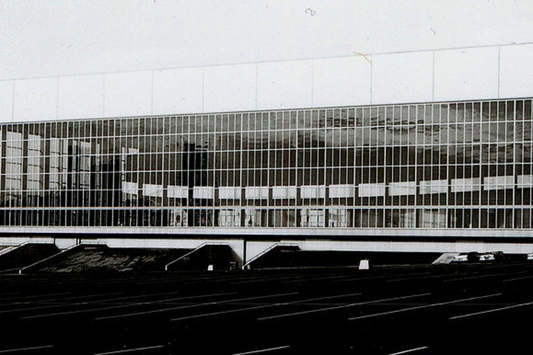 Veterans Memorial Coliseum, 1960