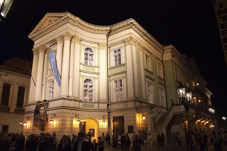 Prague's Estate Theater