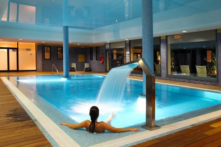 La Quinta spa courtesy of PortBlue Hotels