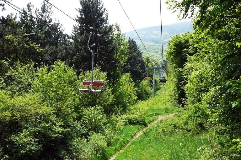 Dragalevtsi Chairlift