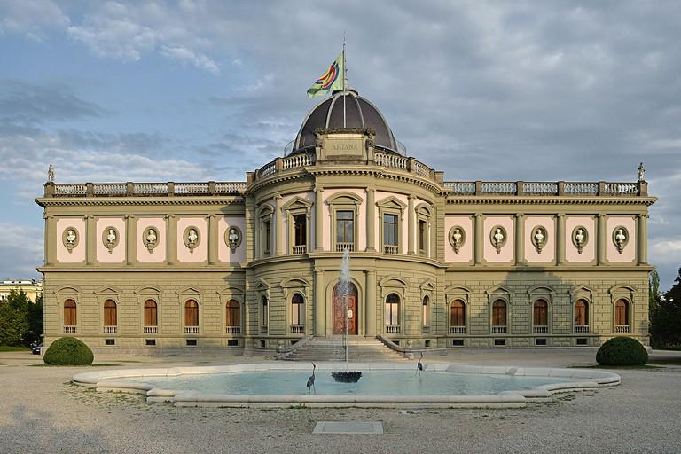 Musée Ariana, Genève