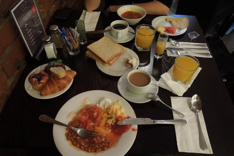 Breakfast at CQ Hotels Wellington