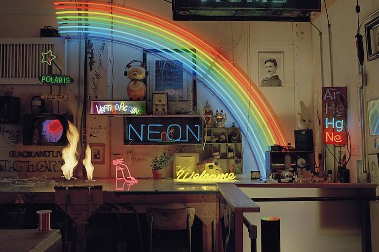 Lite Brite Neon Studio LLC, New York