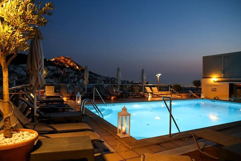 Athens Zafolia Hotel, Athina