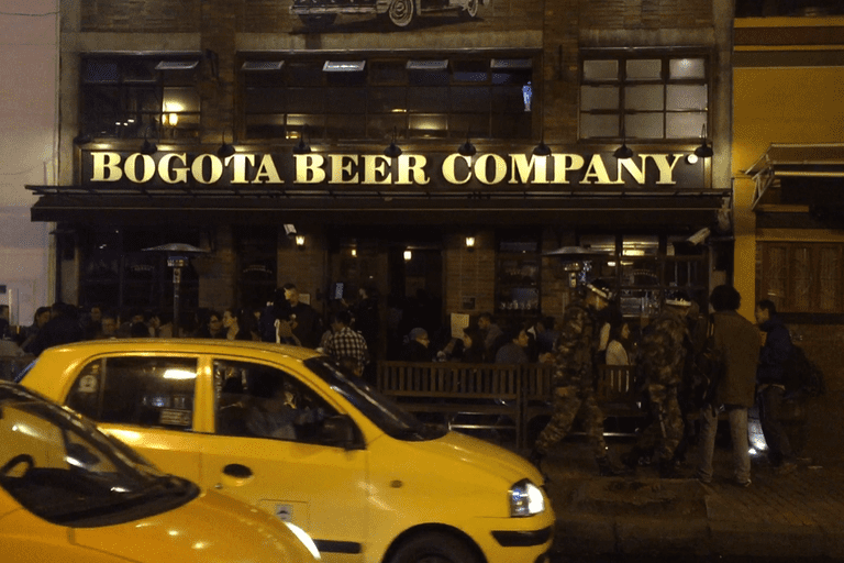 There's a Bogota Beer Company in every neighbourhood in town these days