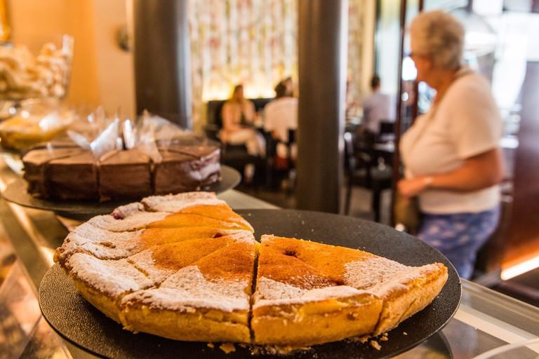 Cake at Café Katzung