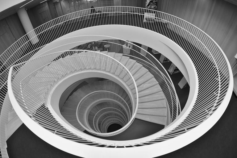 Staircase of Kaisa House