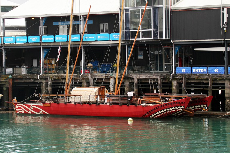 The New Zealand Maritime Museum