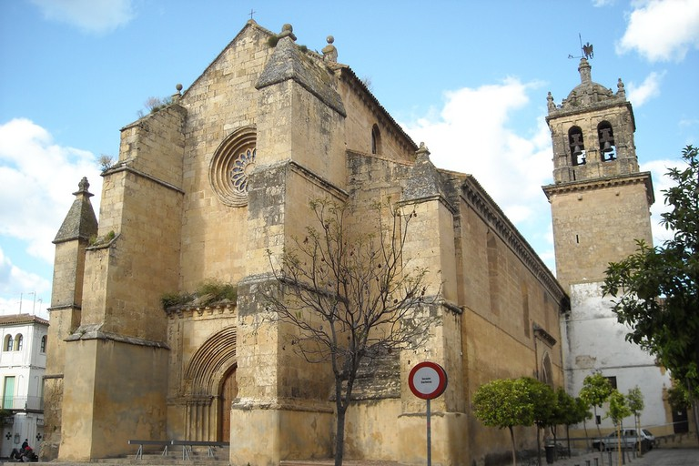 Sata Marina church in Córdoba
