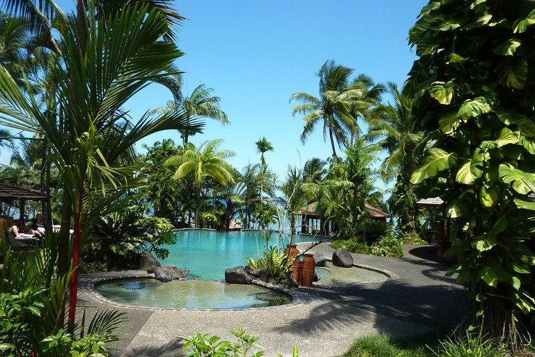 Sinalei Reef Resort and Spa, Samoa