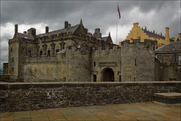 Stirling Castle | © dun_deagh/Flickr