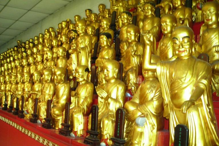 Mahayana Buddhist Temple