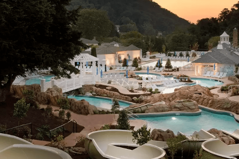 The Omni Homestead Resort, Hot Springs