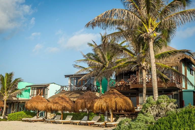 El Pez beach house