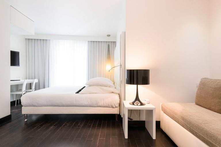 Guestroom at Le Windsor Grande Plage Biarritz