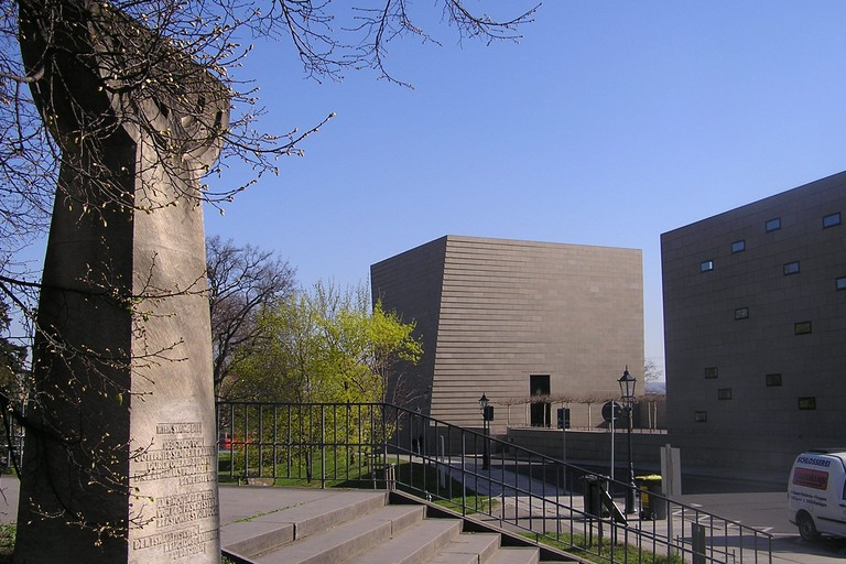 Dresden's New Synagogue