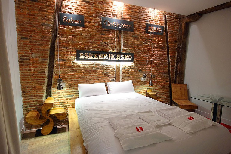 Basque Boutique hotel, Bilbao