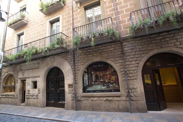 Casa Masó, Girona | ©Amadalvarez / Wikimedia Commons