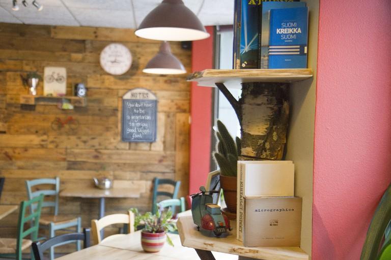 Veggie - Vegetarian food & cafe,Helsinki