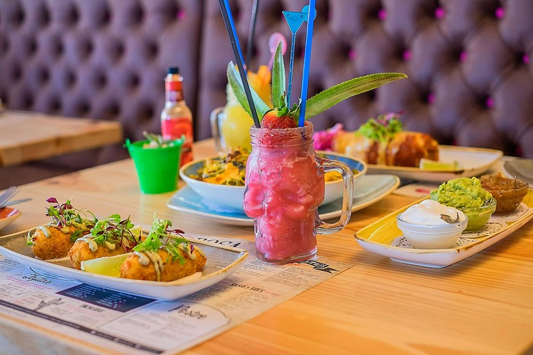 La Rosa Mexican Grille and Tequileria, John Vorster Road and Christiaan de Wet Road