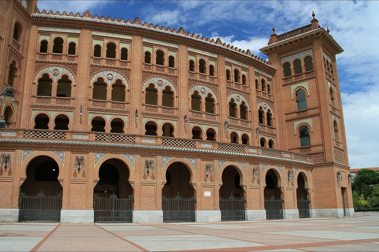 Las Ventas Bullring in Madrid