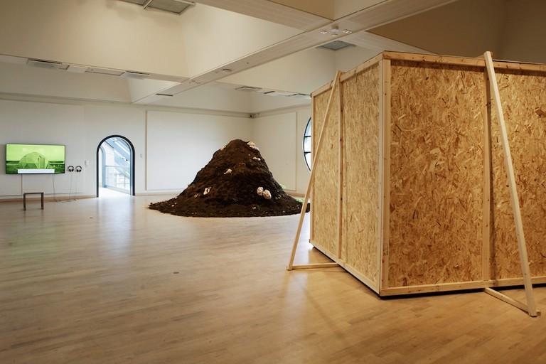 Icelandic Art Academy MFA Degree Show, 2016, Installation View at Gerðarsafn- Kópavogur Art Museum
