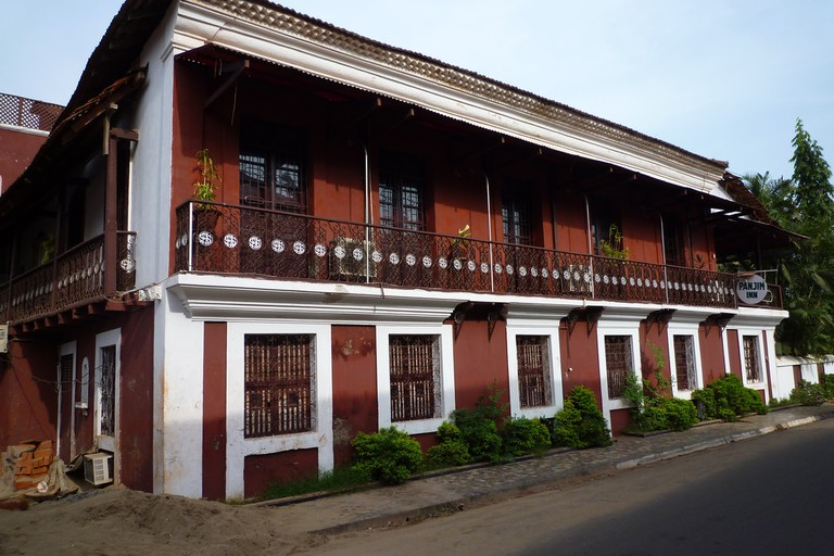 Panjim Inn Goa