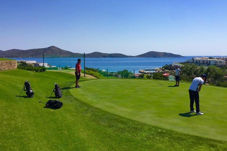 Courtesy of Porto Elounda Golf & Spa Resort