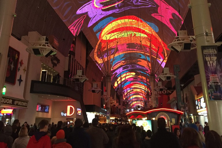 Fremont Street | ©Ray Bouknight\Flickr