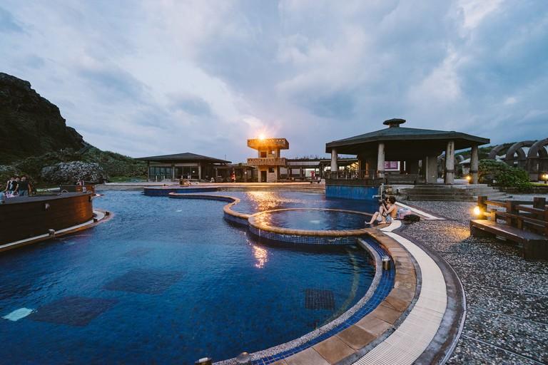 Zhaori Hot Springs