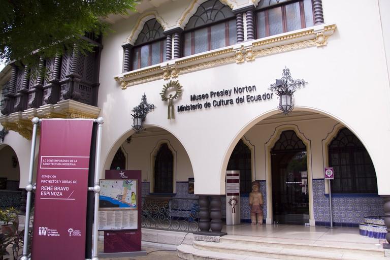 Museo Presley Norton