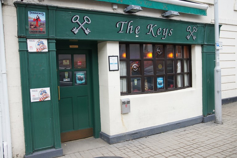 The Keys Bar