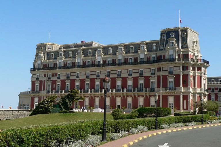 Hôtel du Palais, Avenue de l'Impératrice