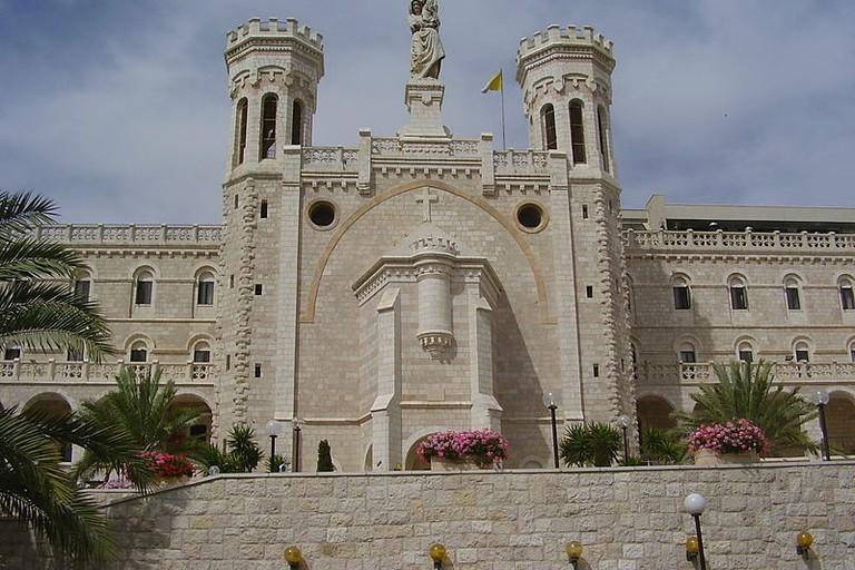 Monastery of Notre Dame, Jerusalem.